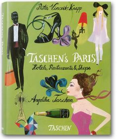 Whether planning a trip or just day dreaming of jetting to Paris, Tashen's guide is a wealth of ideas and insight into the city.