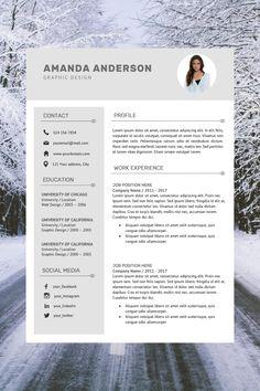 resume builder template - professional looking resume - work resume template - best cv template word Resume Outline, Modern Resume Template, Creative Resume Templates, Cv Template, Simple Cv Format, Cv Format In Word, Unique Resume, Simple Resume, Resume Work