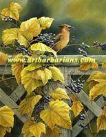 Wildlife art prints plus originele schilderijen met een brede selectie van ArtBarbarians.com gevestigd in Minnesota.