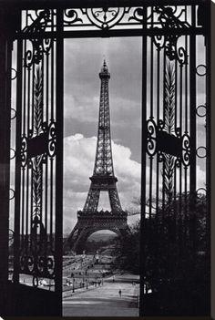 La Tour Eiffel, Vintage Paris Wall Mural: x . Gustave Eiffel, Torre Eiffel Paris, Paris Eiffel Tower, Vintage Paris, Vintage Black, Paris Hotels, Paris Black And White, White City, Paris Love
