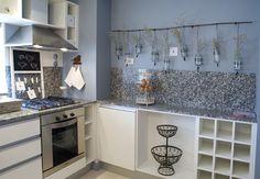 Decorar con Longvie. #HomeDeco #Decoración #Horno #Cocina #Inspiración Kitchen Island, Home Decor, Oven, Cooking, Island Kitchen, Decoration Home, Room Decor, Interior Design, Home Interiors