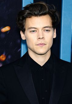 Harry Styles at the New York premiere of Dunkirk July 18, 2017