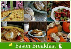 Easter Breakfast Recipes