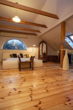 If you are looking to buy a good Pine Wood Flooring for home. We have amazing pine floors design available with details to help you to choose the best one.