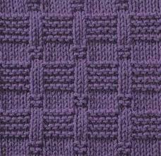 Resultado de imagen para como tejer una manta con dos agujas