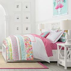 The Key to Successful Dorm Room Decor Ideas and Small Space Hacks When you discover an apartment and have been approved it is going to be time to sign the lease. Decorating an apartment might be a challenging undertaking. Teen Girl Rooms, Girls Bedroom, Bedroom Decor, Bedroom Ideas, Comfy Bedroom, Kids Rooms, Pottery Barn Teen Bedding, Cute Dorm Rooms, Beds For Sale