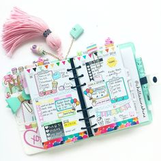 I had been neglecting my personal planner.k Pause…You can find Personal planners and m. Planner Kawaii, Cute Planner, Planner Layout, Happy Planner, Kikki K Planner, Agenda Planner, Binder Planner, Personal Planners, Scrapbooking Agenda