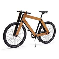 Sandwichbike by Basten Leijh is a flat pack wooden bicycle whose wood comes from sustainably managed forests in Germany! #projeto #projekt #dizayn #bikes #bike #bikeride #biking #bikelife #bikestagram #bikeporn #bikestagram #bicycle #cyclingphotos #cyclinglife #cyclingshots #instadesign #productdesign #productdesigner #bikedesign #id #industrialdesign #designers #designing #diseno #transport #transportation #designporn #designstudio #excercise #cardio