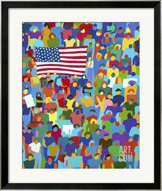 America II Giclee Print by Diana Ong at Art.com
