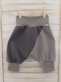 Pumphosen - Kurze Short Pumphose/Mitwachshose Gr. 50-104 - ein Designerstück von NatalieM bei DaWanda