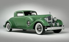 1934 Packard Twelve Coupe
