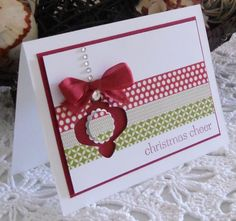 Washi Ornament Christmas