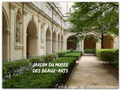#parks #visitlyon #thingstodo #freelyon #jadorelyon http://shopaholicfromhome.com/my-big-list-of-lyonnais-parcs/ Jardin du Musée des Beaux-Arts