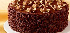 تزيين الكيك بالشوكولاته - Google Search