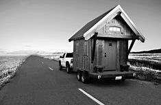 Jay Shafer's Four Lights Tiny House Company sells floor plans for houses that start at 98 square feet. The Gifford is a Craftsman-inspired, 112-square-foot structure that can be wheeled from site to site. Shafer has designed a residential community of micro-dwellings in Sonoma County, California.