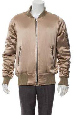 08285c3f2 De 9 beste afbeelding van Silk bomber jacket uit 2016 - Herenkleding ...