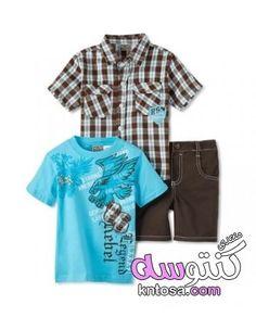 717071d2e أجمل و أطقم ملابس أطفال اولاد للعيد2019 أخر موضة.ملابس اولاد.أجمل طقومات  ملابس