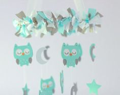 Popular items for nursery mobile on Etsy