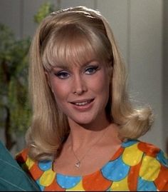 I Dream of Jeanie Barbara Eden