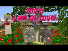 CHOOSE YOUR SIZE FREE P+P Amy/'s Land Of Love Skin Amy Lee Minecraft Poster