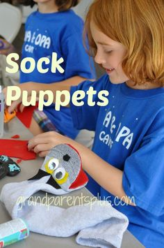 Sock Puppets Tutorial Basic instructions for making any kind of sock puppet