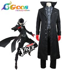 >> Click to Buy << CGCOS Free Shipping Cosplay Costume COS Persona 5 Hero Protagonist Akira Kurusu Uniform Halloween Christmas Party Anime #Affiliate