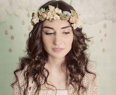 bohemian hairstyles wedding - Google Search