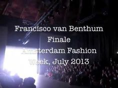 Mimi Berlin attended Francisco van Benthum's fashion show for Summer 2014