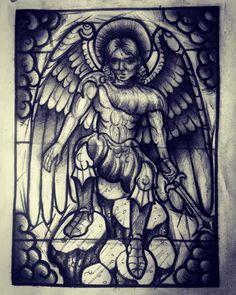 Fresh WTFDotworkTattoo Find Fresh from the Web Angel #drawing #sketch #sketchbook #church #medievo #pen #blackwork #black #dot #dotwork #traditional #traditionaltattoo #italy #blackline morethansasa WTFDotWorkTattoo