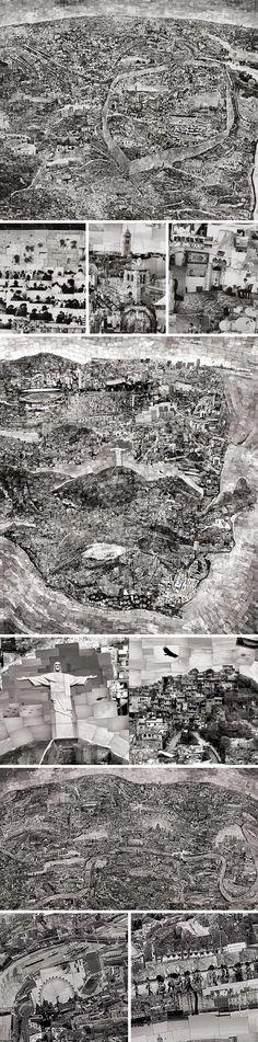 Sohei Nishino | Sohei Nishino: Diorama Maps |