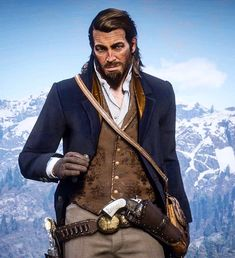 Discover recipes, home ideas, style inspiration and other ideas to try. Red Dead Redemption Game, Read Dead, Red Dead Online, Rdr 2, Red Dog, Character Inspiration, Fashion Online, Video Games, Cool Outfits