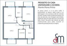Progetto di case unifamiliari a schiera, Giarre (CT), 2011 - Salvatore Maccarrone