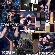 """""""TOM FORD Spring 2014 Ad-Campaign"""" by andreajanke on Polyvore #TomFord #Fashion"""
