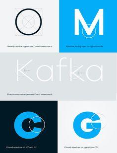 Galano – geometric sans with good legibility by Rene Bieder. #typography