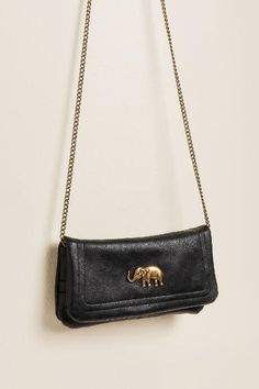 Suraj Elephant Wallet Crossbody