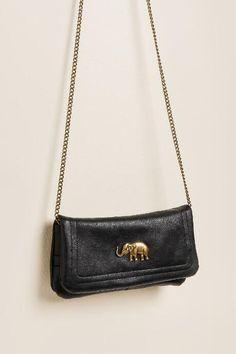 Suraj Elephant Wallet Crossbody
