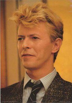 vezzipuss.tumblr.com — David Bowie, Circa 83