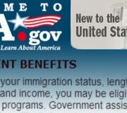 Homeland Security promotes welfare to new immigrants in government 'welcome' materials | The Daily Caller