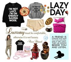 """""""Call me Susan; Lazy Susan..."""" by didesi ❤ liked on Polyvore featuring Chanel, Boho Boutique, Nostalgia Electrics, Guide London, Fountain, Shimera, Swell, Pusheen and Lazy Oaf"""