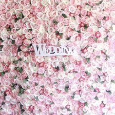 Apple Blossom Blomstervegg - Blomstervegg til bryllup, selskap og events Birthday Decorations, Birthday Parties, Neon Signs, Apple, Rose, Party, Anniversary Decorations, Anniversary Parties, Apple Fruit