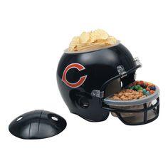 Wincraft NFL Snack Helmet - Chicago Bears
