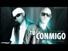 Tu Conmigo - Tony Lenta Ft. Arcangel La Maravilla - YouTube
