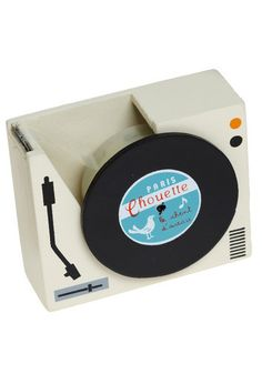 One Turntable Tape Dispenser... I have someone in mind that may like one of these