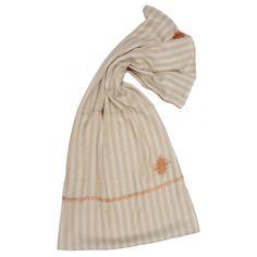Strip Shawl Botidar  http://www.indiancraftsmen.com/accessories/shawls/strip-shawl-botidar-stshb0138