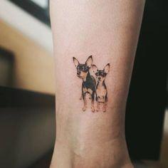 Share Tweet Pin Mail 28 ideias de Tatuagem de Cachorrinho e Gatinho para você se inspirar, na busca de uma tattoo delicada sem muitos ...