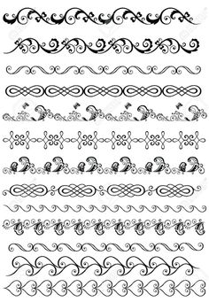 for design -Decorative borders for design - Planet artwork made with Crate and Kids watercolors - Millions of Creative Stock Photos, Vectors, Videos and Music Files For Your Inspiration and Projects. Stencil Patterns, Zentangle Patterns, Embroidery Patterns, Boarder Designs, Rangoli Border Designs, Mandala Art Lesson, Mandala Drawing, Bracelete Tattoo, Simbolos Tattoo