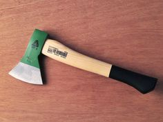 Camping Hatchet by Mueller (1-1/4 lb Head) http://www.traditionalwoodworker.com/