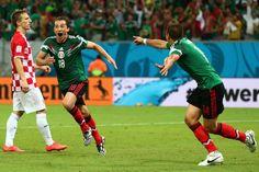 Croacia 1-3 México: El Tri despertó de su letargo goleador y avanzó a octavos