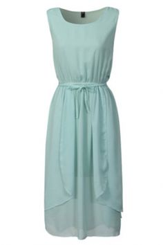 Midi Mint Green Dress £28 Ollie May Boutique www.olliemay.com
