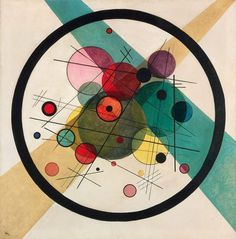 kandinsky circles in circle